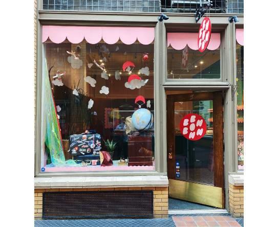 Bon Bon Bon has opened up its third brick-and-mortar store in Ann Arbor's Nickels Arcade.