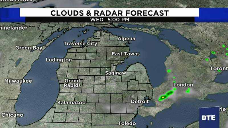 Metro Detroit weather forecast for July 1, 2020 -- morning update