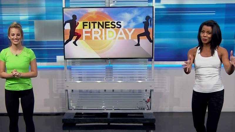 Fitness Friday: More workouts to do at home