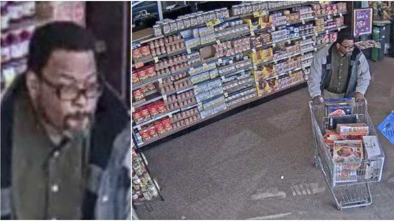 A Bloomfield Township retail fraud suspect.
