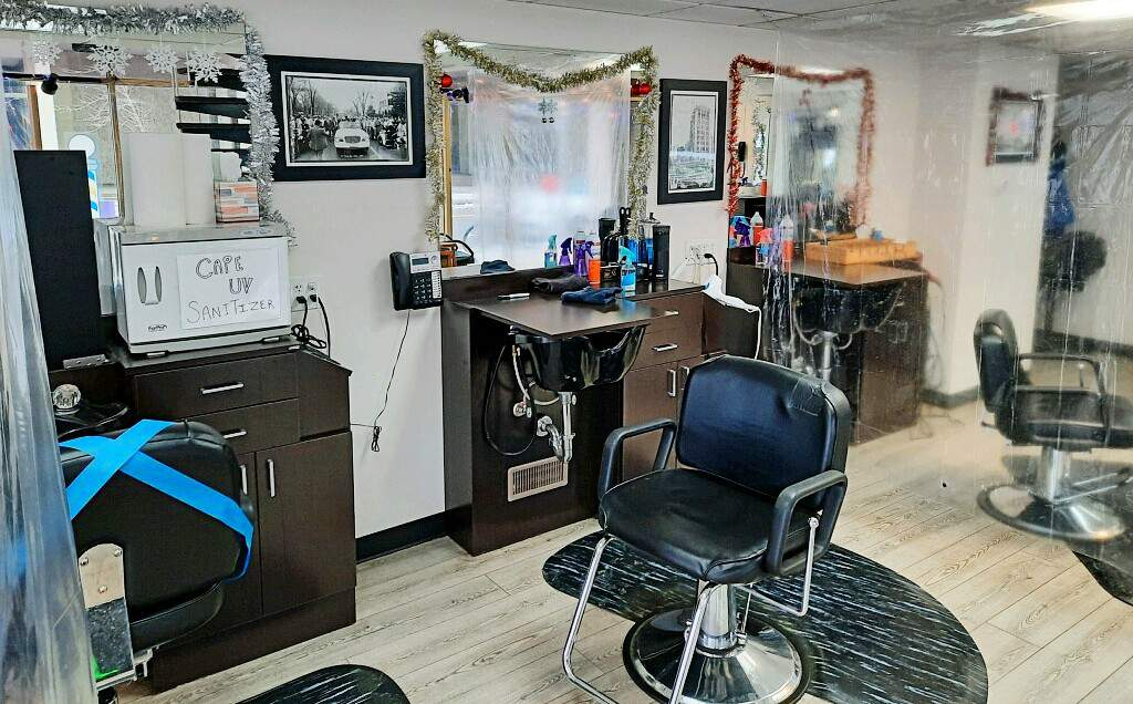 Small Biz Saturday Campus Barber Beauty Salon Hit Hard By Pandemic