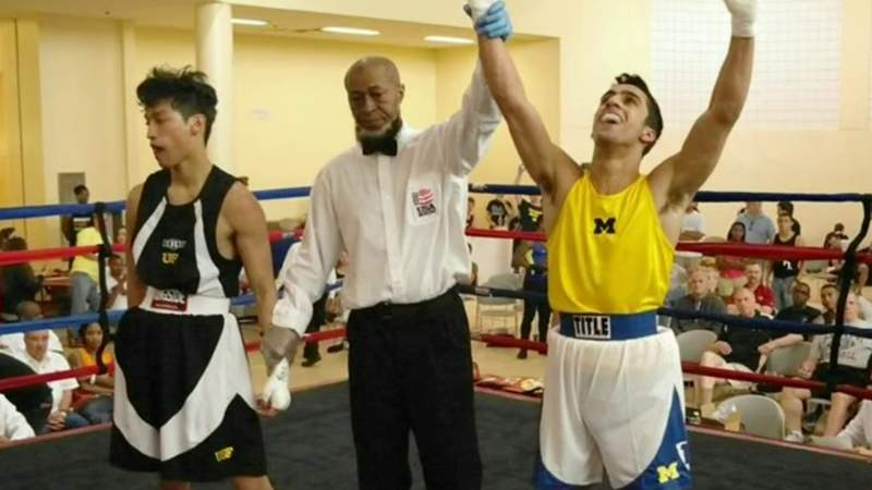 University of Michigan boxing club fights to survive after university pulls sponsorship