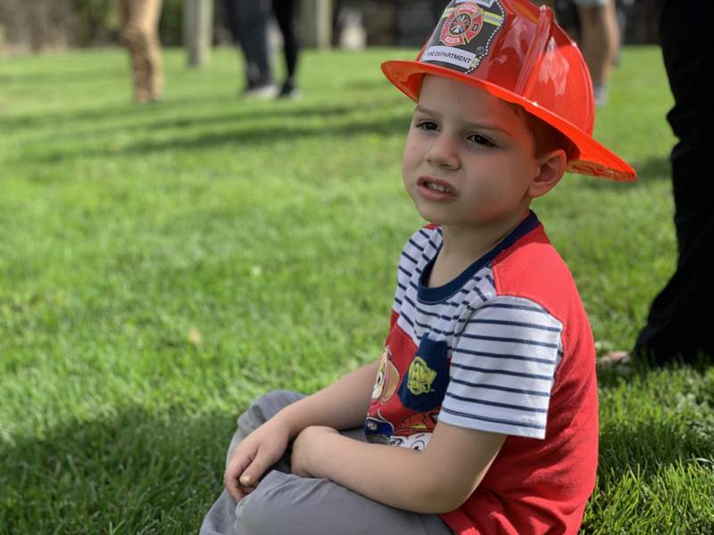 Benjamin, a 4-year-old boy, was fatally mauled by a dog Oct. 29, 2019, in Hazel Park.
