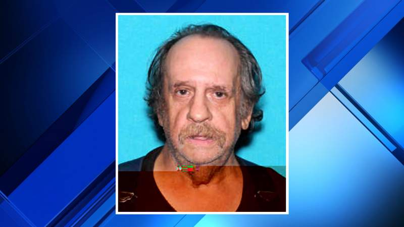 Robert Holman, 74, was last seen in Roseville on the morning of May 17, 2020.