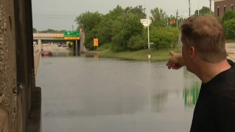 Metro Detroit floods: How to get help