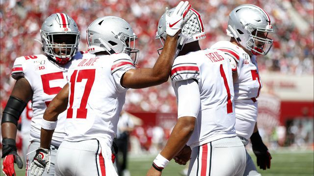 Ohio State Football Vs Rutgers Time Tv Schedule Game