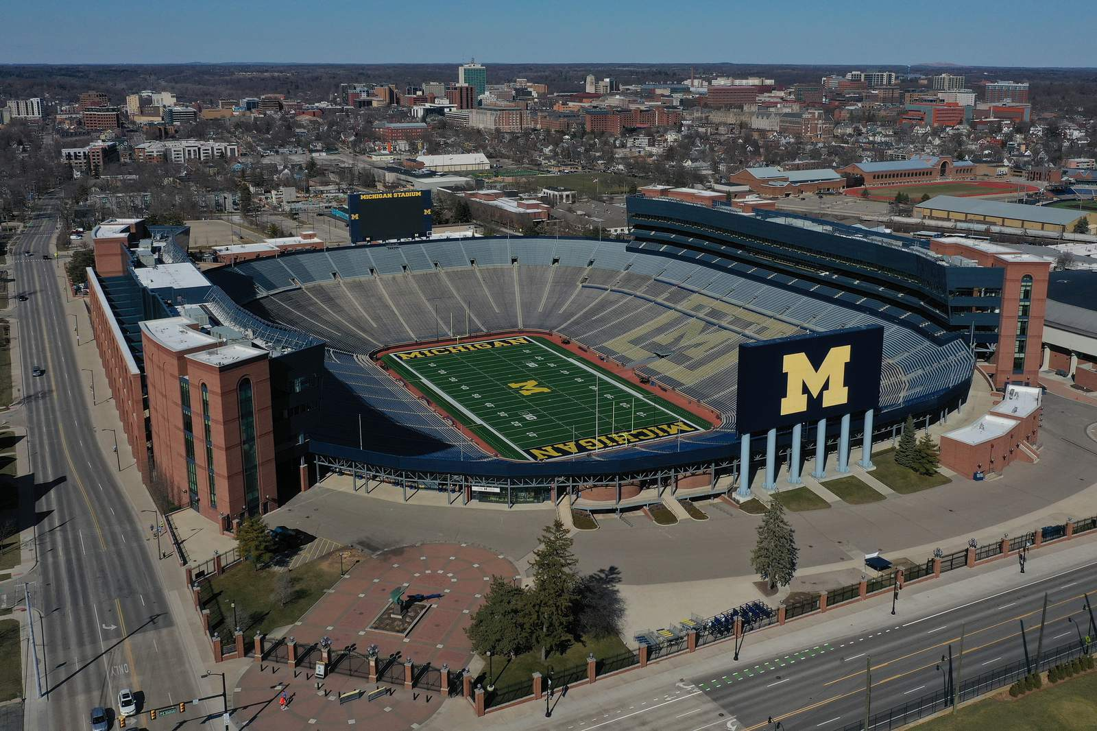 University of Michigan will offer season ticket holders ...