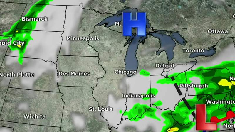 Metro Detroit weather forecast for May 26, 2021 -- 11 p.m. Update
