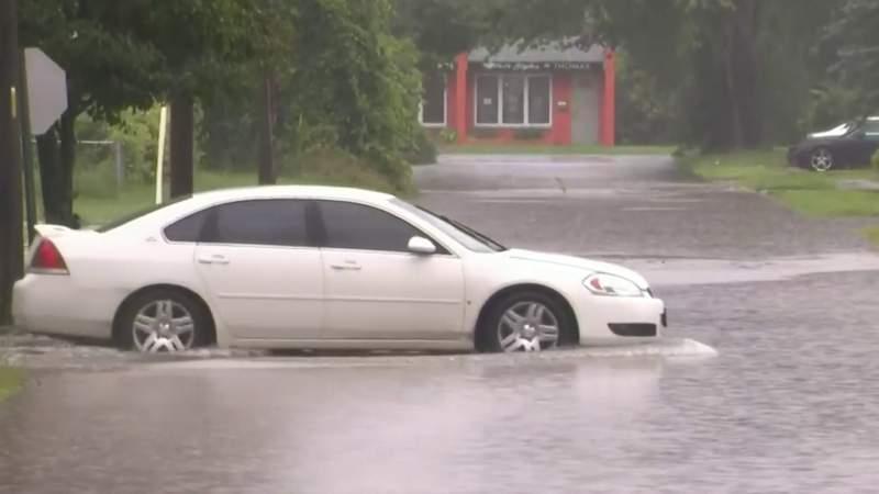 Widespread flooding hits Metro Detroit