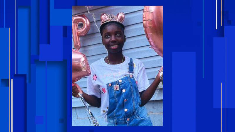 Police are looking for Jermila Stokes, 13, after she left her Detroit home on Nov. 17, 2020 and never returned. Photo provided by the Detroit Police Department.