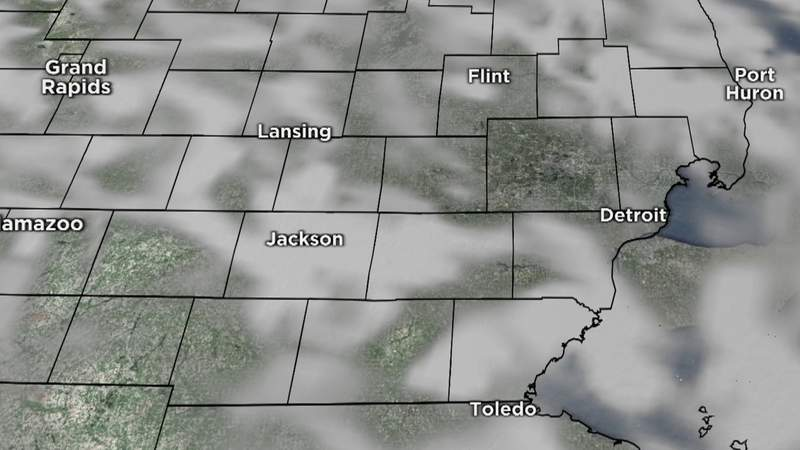 Metro Detroit weather forecast for July 22, 2021 -- 7 a.m. Update