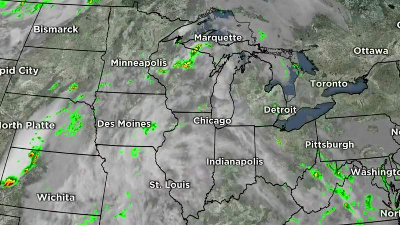 Metro Detroit weather forecast May 24, 2021 -- 11 p.m. Update