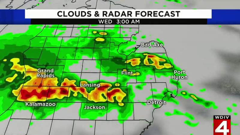 Metro Detroit weather forecast for June 2, 2020 -- morning update
