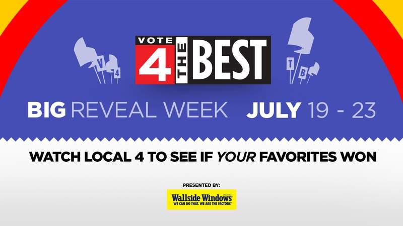 Vote 4 The Best - Reveal Week