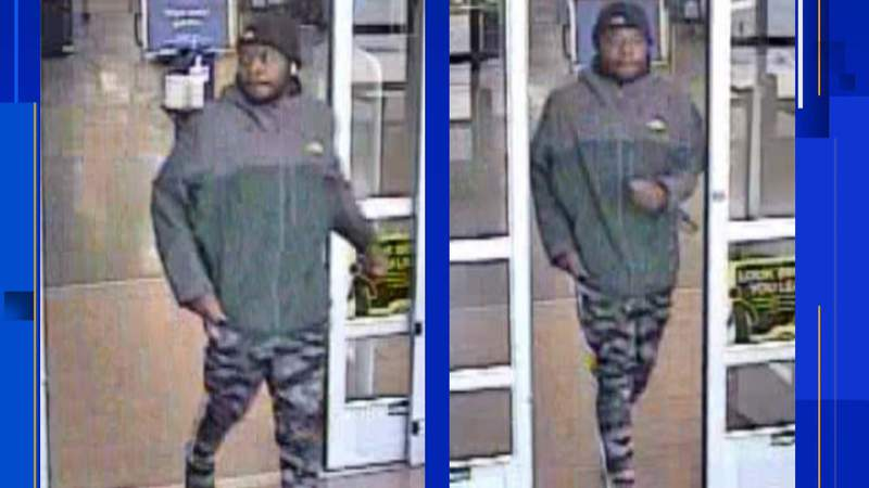 Police in Pittsfield are looking for a man accused of sexually assaulting a 17-year-old girl inside a Walmart store.