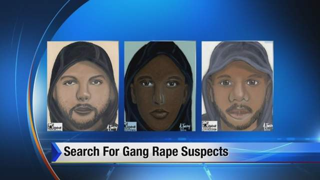 Search continues for gang rape suspects