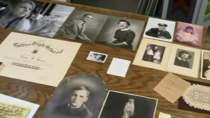 New frame shop owner wants to reunite abandoned photos with rightful owners