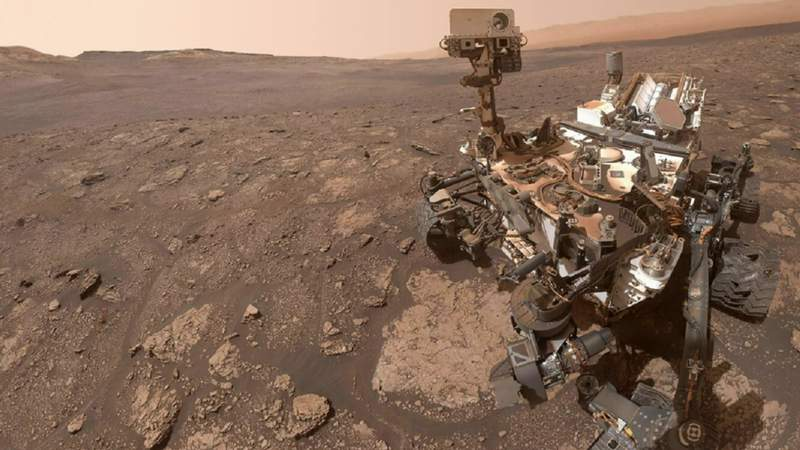 Making oxygen on Mars: Rover tests technology to make Red Planet breathable
