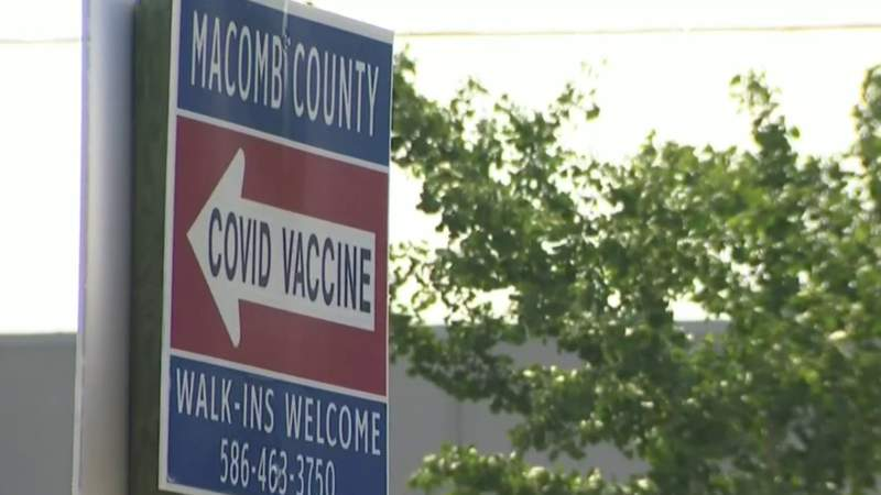 Local health departments change tactics in hopes of getting vaccinations to 70%