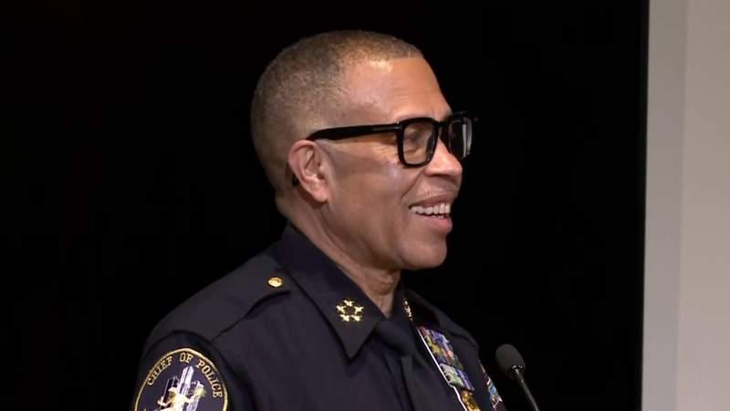 Chief Craig announces retirement from Detroit Police Department