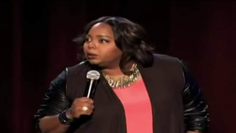 Comedian Cocoa Brown on Live in the D