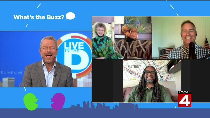 What's the Buzz - Is age just a number on Live in the D