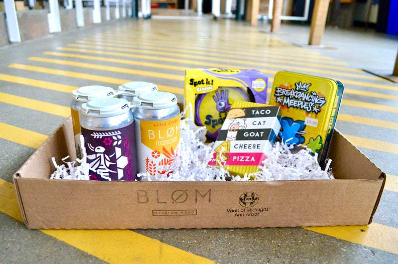 Bløm Bundle featuring games from Vault of Midnight.