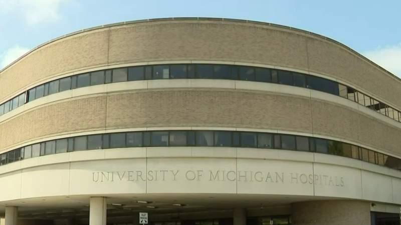 University of Michigan Hospitals.