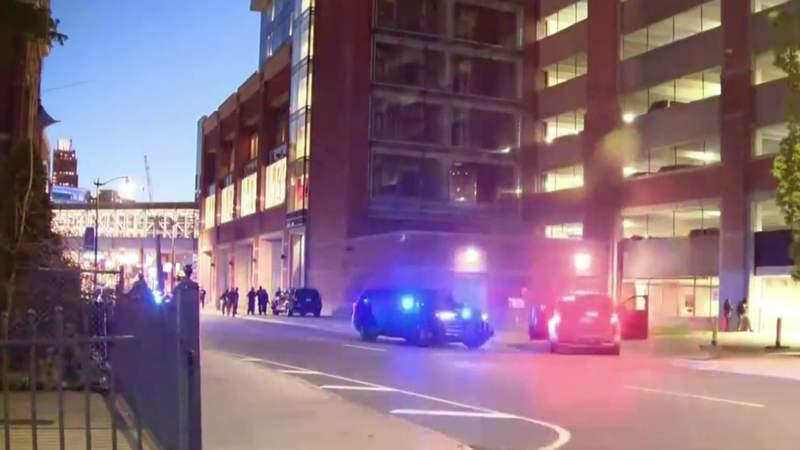 Murder suspect arrested inside Greektown Casino parking garage