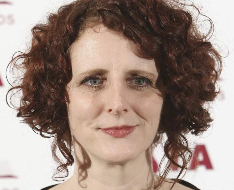 FILE - In this file photo dated Jan 25, 2011, Maggie OFarrell who has won the 2020 Women's Prize for Fiction for her eighth novel Hamnet, it is announced Wednesday Sept. 9, 2020.   O'Farrell said she wrote the book because she has long been fascinated by Hamnet Shakespeare, who died aged 11 in 1596, who's name is echoed in Shakespeare's great tragedy Hamlet,  beating other finalists to the 30,000 pound (dollars 39,000) award.  (Dominic Lipinski/PA FILE via AP)