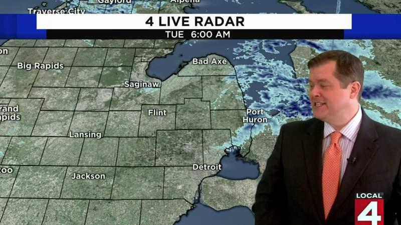 Metro Detroit weather forecast for Jan. 19, 2021 -- morning update