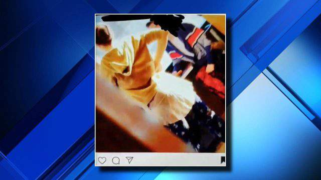 An employee of Vegginini's Cafe was fired Jan. 5, 2019 after he posted a video on his personal Instagram page mocking a customer.
