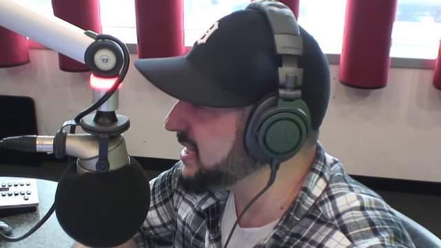 Mike Valenti, 97.1 The Ticket host (YouTube Screenshot)