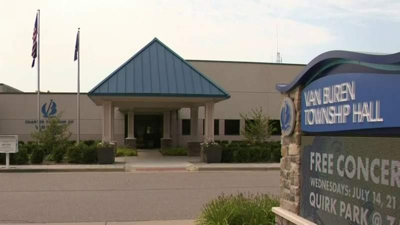 Van Buren Township 'mandates' vaccinations but says non-compliers won't lose jobs