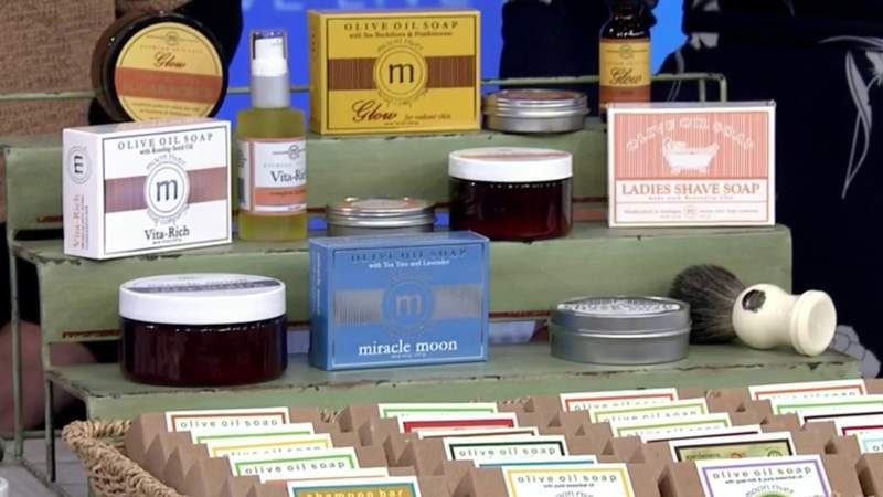 Homegrown: Moon River Soap company Live in the D