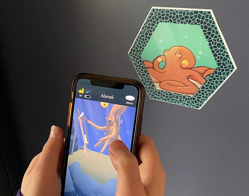SpellBound's AR platform ARISE will be a part of a study on pediatric pain.