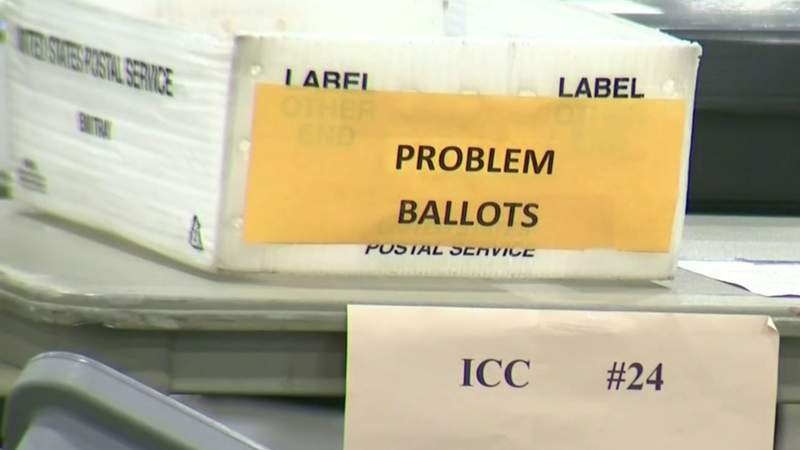 Dominion Voting Systems demands former Michigan senator to retract baseless fraud claims