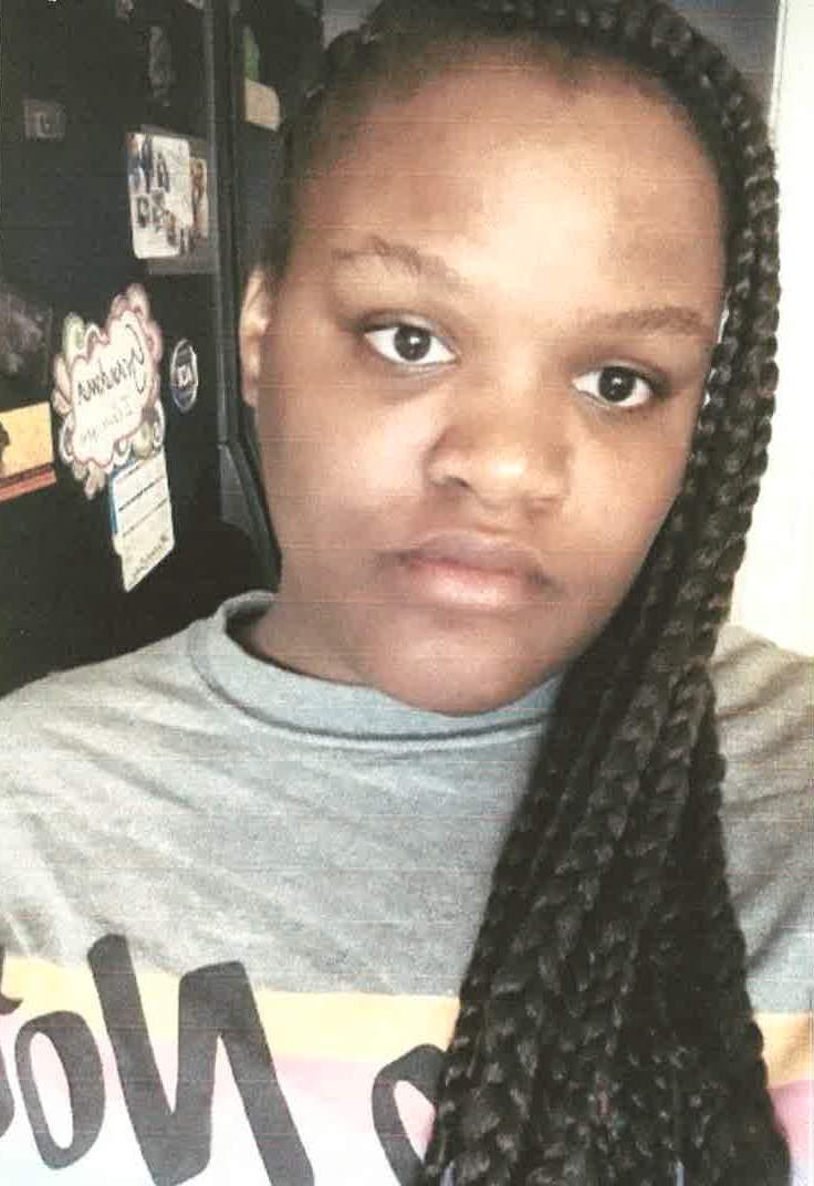 Police say the teen went missing while walking her dog on Thursday, Oct. 29, 2020.