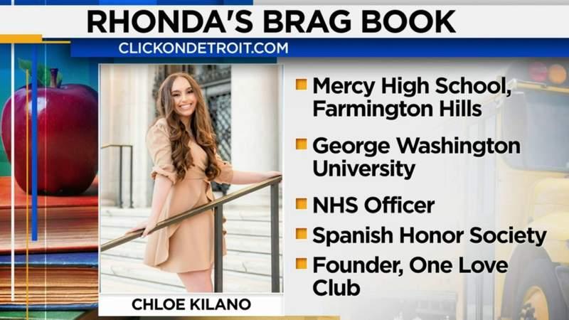 Brag Book: Chloe Kilano