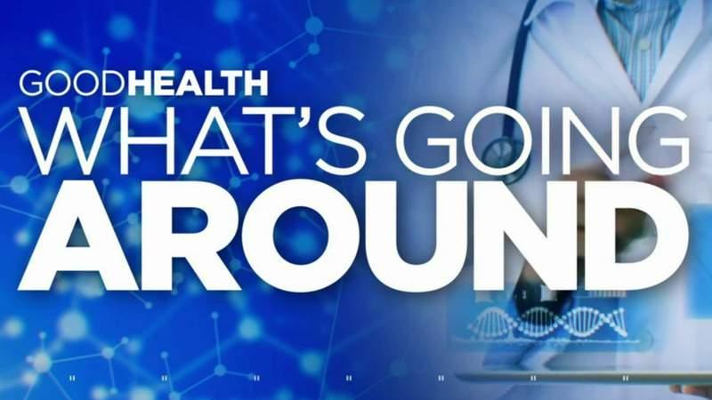 What's Going Around: Flu activity remains high around the United States