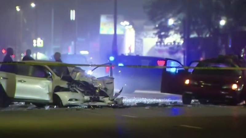 4-year-old killed in overnight crash on Detroit's west side