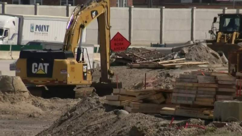 New project adds to I-75 delays
