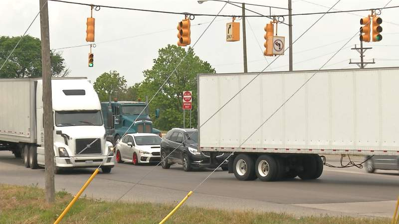 Traffic improvements are coming to Shelby Township.