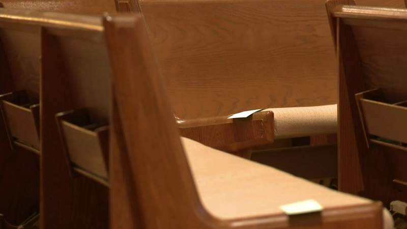 Public mass to resume today in Metro Detroit