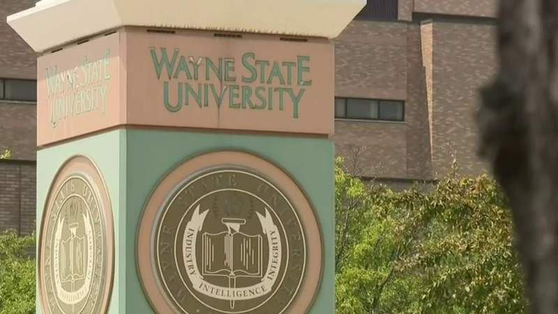 Wayne State University announced mixed plan for fall classes