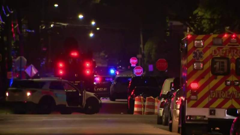 Police situation underway in southwest Detroit