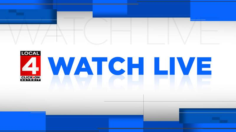Watch Local 4 Live on clickondetroit.com