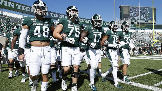 Michigan State Football Vs Indiana Time Tv Schedule Game
