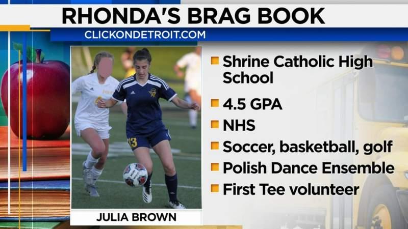 Brag Book: Julia Brown