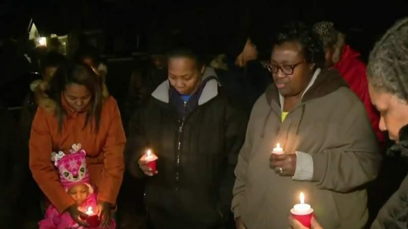 GF Default - Vigil held for 2 men shot, killed on Detroit's west side